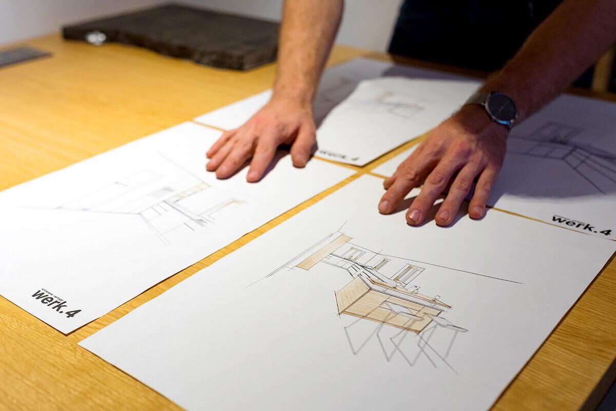 Der erste wichtige Schritt ist die detaillierte Planung ihres Projektes.