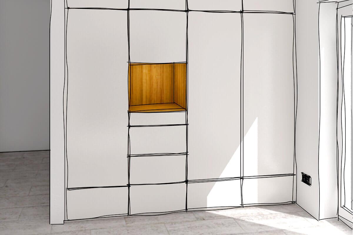 werk.4 bietet modernste 3D-Visualisierung Ihrer Küche.